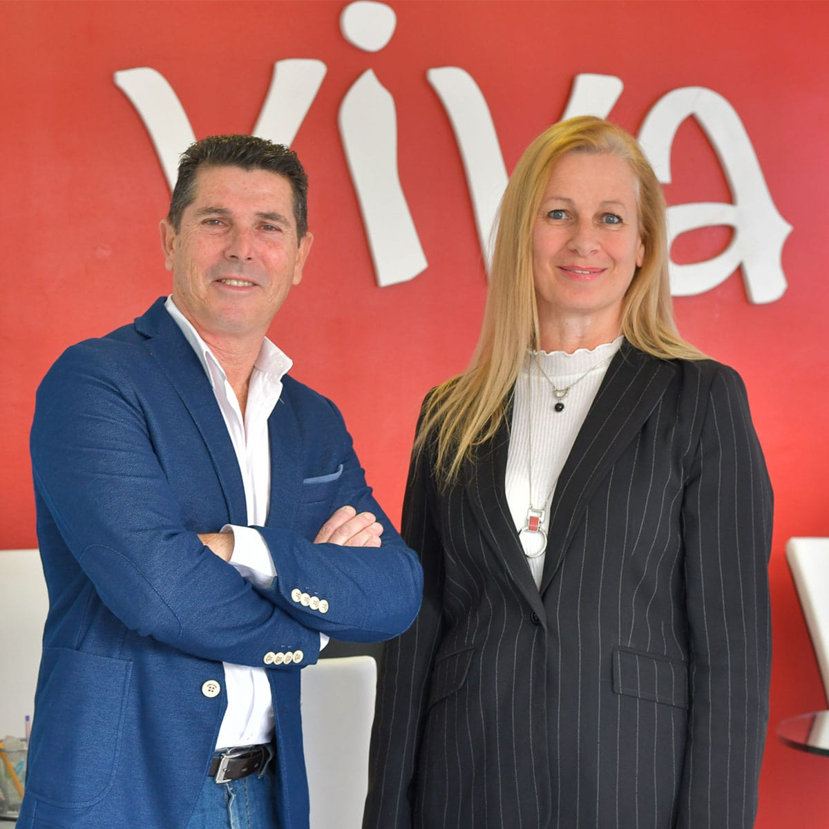 Meet the team - VIVA-Cánovas in Marbella Old Town will help you with all your rental enquiries