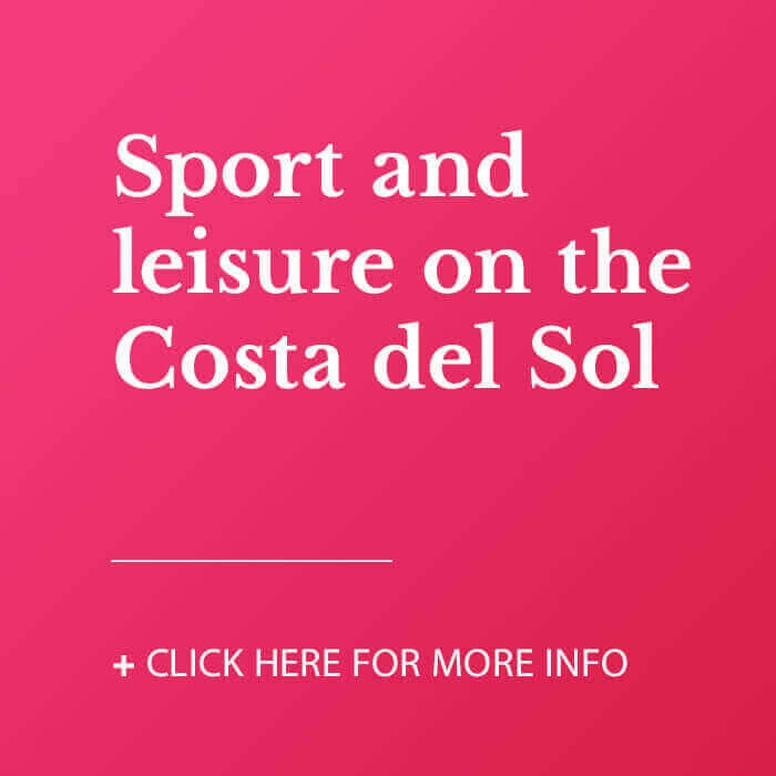 Sports and leisure on the Costa del Sol
