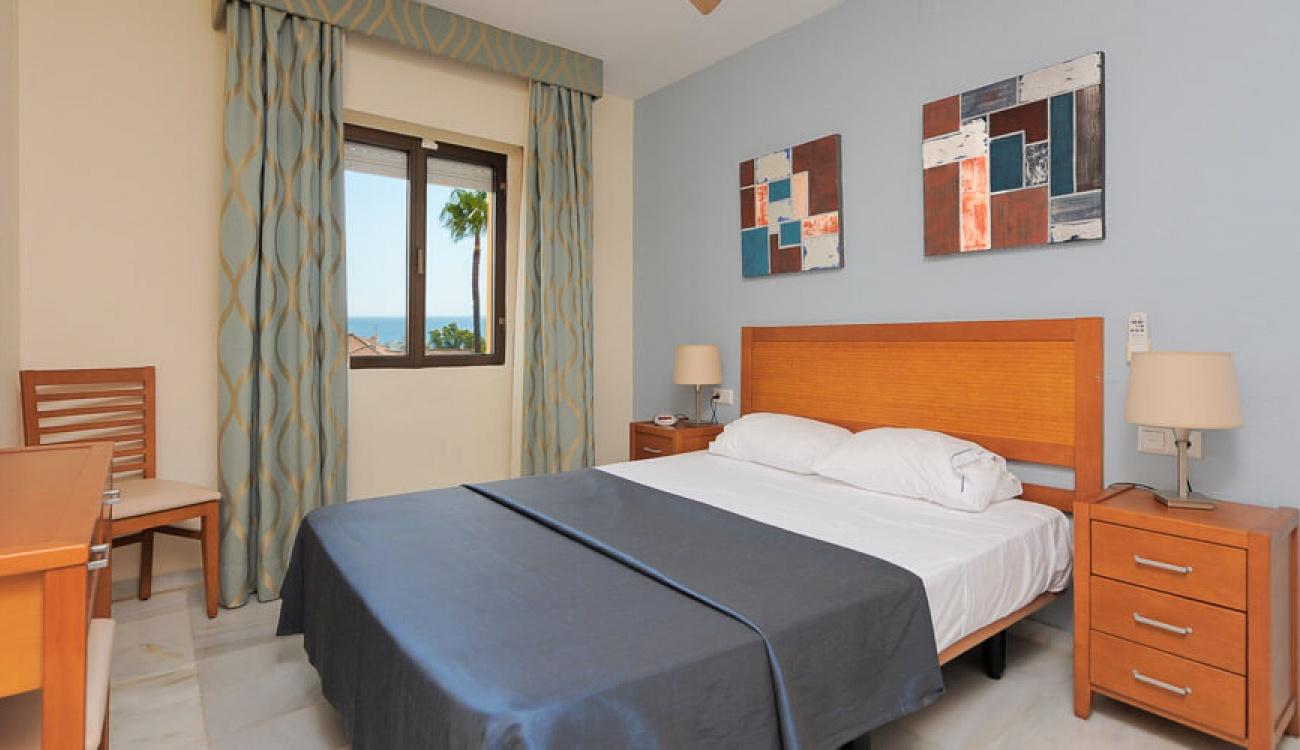 Before Bedroom at La Perla de Riviera