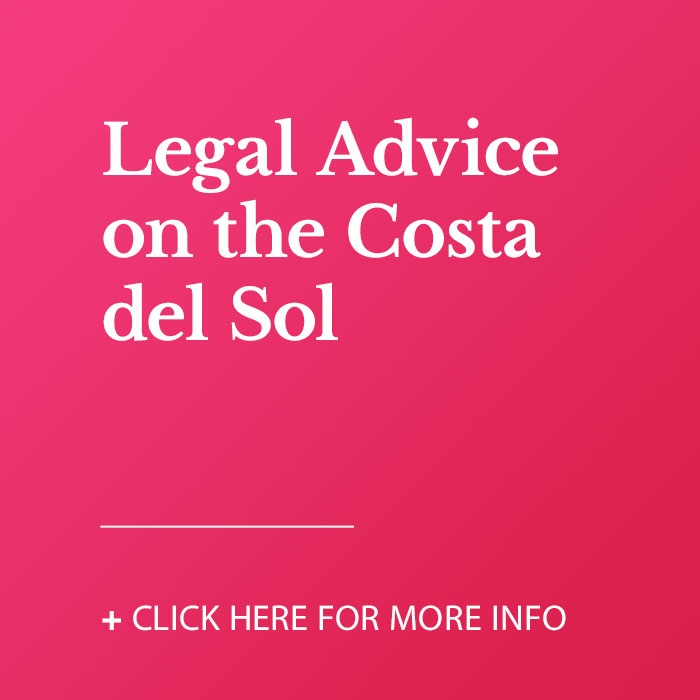Legal Advice on the Costa del Sol