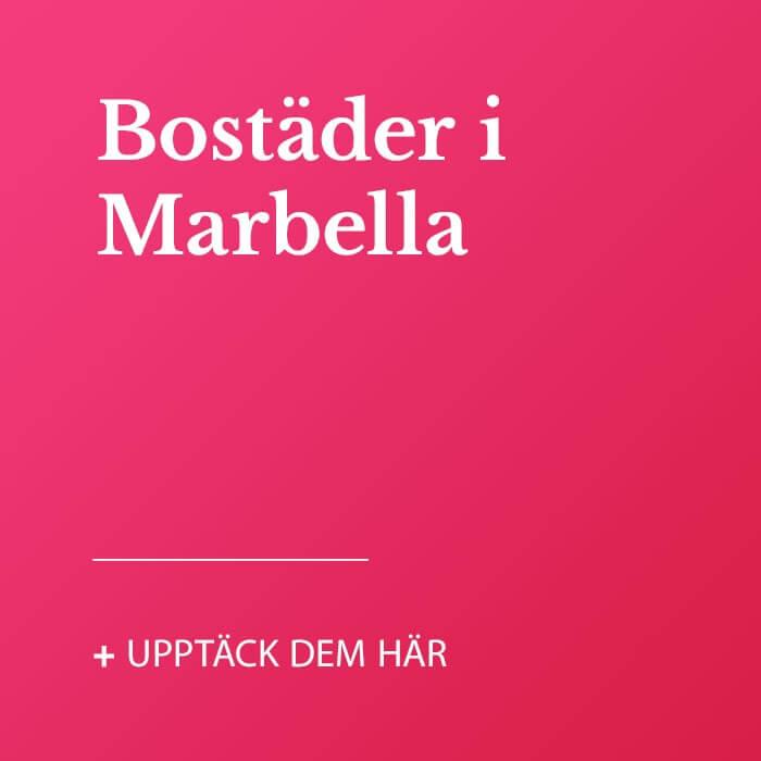 Bostäder i  Marbella