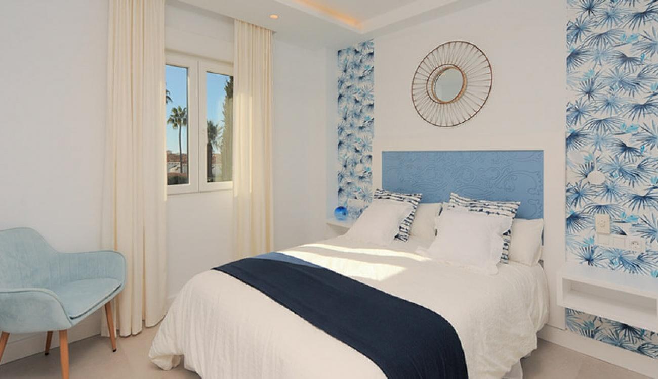 New Bedroom at La Perla de Riviera