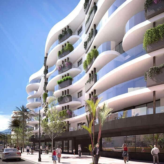 Nya byggprojekt till salu på Costa del Sol
