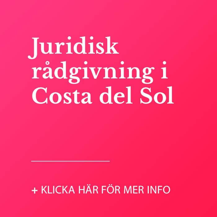 Juridisk rådgivning i Costa del Sol