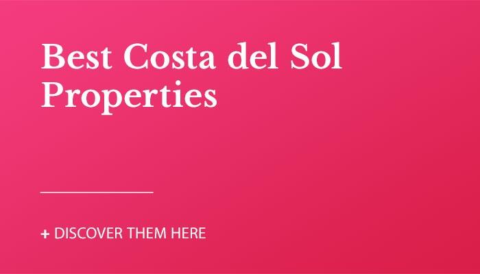 Best properties on the Costa del Sol